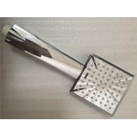 Wholesale Skin Friendly Square Handheld Shower Head  Water Conserving ABS Plastic For Bathing from china suppliers