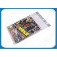 Wholesale Custom Printed Poly Mailers Self-Seal Transparent Poly Envelopes For Brochures from china suppliers