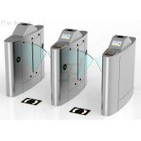 Wholesale Subway Gate Security Automatic Turnstiles Indoor Flap Barrier Speed Gate from china suppliers