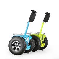 Wholesale 2 Wheels Self Balancing Scooters Big Tire Smart Electric Chariot Off Road 4000W Motor from china suppliers