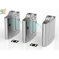 Wholesale Retractable Flap Barrier Gate Turnstile Painted Intelligent For Access from china suppliers
