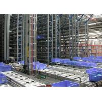 Wholesale Metal Warehouse commercial Automatic Racking Systems With High Racks And Automatic Piler from china suppliers