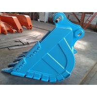 Wholesale Reliable Lingong Hydraulic Excavator Rock Bucket LG6150E With Standard Arm from china suppliers