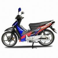 Buy cheap 125cc Motorbike with Drive Train Chain and 1,260mm Wheelbase, Measuring 1,975 x from wholesalers