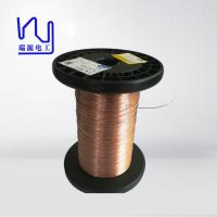 Wholesale 60*0.05mm 5000V Transparent Mylar Film Covered Litz Wire For Transformer from china suppliers