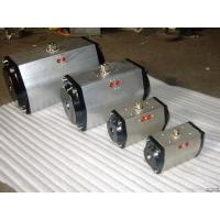China GT Pneumatic Electric Valve Actuator Single Acting With Butterfly Valves for sale