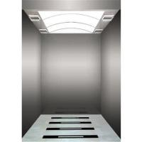 Buy cheap Energy Efficiency Machine Room Elevator With 630 Kg Rated Capactiy / Elevator Lift Systems from wholesalers