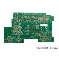 Wholesale 1 - 20 Layer PCB Fabrication Service , Rigid Fiberglass PCB Board For Electronics from china suppliers