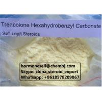 Wholesale Anabolic Steroid Powder Trenbolone Hexahydrobenzyl Carbonate from china suppliers