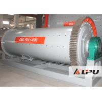 Professional Gold Industrial Ball Mill For Wet / Dry Grinding 110kw for sale