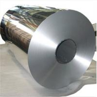 Wholesale Bright Plain Mill Finished Aluminum Foil Roll 8011 For Air Conditioner from china suppliers