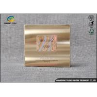 Wholesale Foil Stamping Cardboard Gift Boxes Luxury Design For Cosmetic Skincare Cream from china suppliers