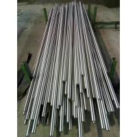 Wholesale Corrosion Resistant Nickel Alloy Bar , Hastelloy B2 Round Bar Black Bright Surface from china suppliers