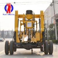 Wholesale 600 Meters Wheeled rotary drilling rig/Portable wheeled piles machine from china suppliers
