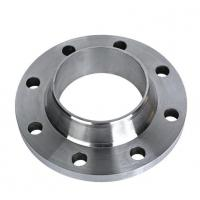 SS310 904L Stainless Steel Flanges , Industry Forged Pipe Fittings Black