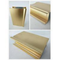 Wholesale Rectangle Decorative Anodized Aluminum Profiles Corrosion Resistance from china suppliers