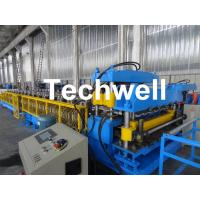 Wholesale Galvanized Steel Sheet Double Layer Roof Panel Roll Forming Machine for Two Roof Wall Panel Profiles from china suppliers