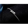 Buy cheap 18k gold diamond bracelet MARLI CLEO DIAMOND SLIM SLIP-ON BRACELET full diamonds from wholesalers