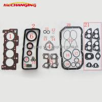 Wholesale For CITROEN AX TU3A Cylinder gasket sets Full Set Complete Engine Gasket 0197.H8T 50038800 from china suppliers
