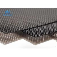 Wholesale Window / Doors Stainless Steel Security Mesh , Stainless Steel Window Screen from china suppliers