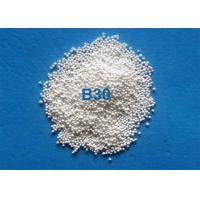Wholesale High Density Ceramic Blasting Media B30 425-600µM For Welded Steel Assemblies from china suppliers