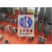 China Length Customized Ceramic Heat Exchanger , Silicon Carbide Burner 8 Thickness for sale