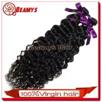 Wholesale Grade 7a 100% unprocessed full cuticle brazilian hair weave with wholesale price from china suppliers