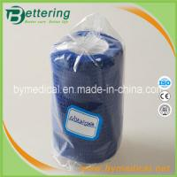 Wholesale Blue colour Medical non woven cohesive bandage self adherent bandage from china suppliers