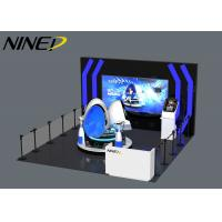 Buy cheap Arcade Machine Multiplayer Virtual Reality 9D Vr Walker One Stop Vr Theme Park from wholesalers