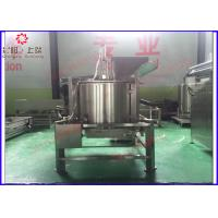 Wholesale Automatic continuous fryer for fry nuts,snack pellet food from china suppliers