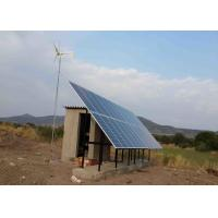 Wholesale Professional Quiet Personal Wind Power Generator 1.5KW 48V 110V For University from china suppliers