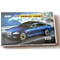 Buy cheap LED Auto Wheel Lights x4PCS A010(Solar Energy & Rechargeable) from wholesalers