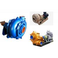 Wholesale Heavy Duty Waterproof Sand Slurry Pump , Sand Pumping Equipment Energy Saving from china suppliers