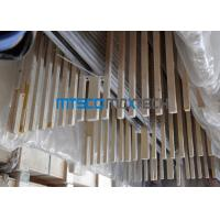 Wholesale TP321 / 321H U Bend Welded round metal tube For Boiler , ASTM A269 from china suppliers