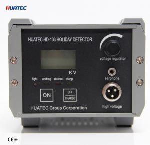 Buy cheap 0.05-10mm 0.2-30KV Digital Display Porosity Holiday Detectors HD-103 Spark from wholesalers