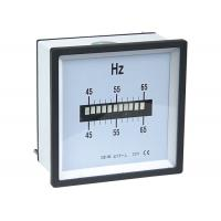 Single Row Vibrating Reed Analogue Meter for sale