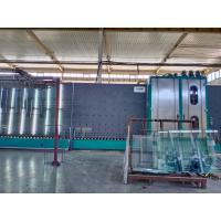 China 2500mm*3500mm Vertical Glass Washing Machine on sale