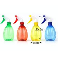Wholesale Manufacture cheap 500ml plastic trigger  unique types of spray mist bottle from china suppliers
