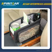 Wholesale small 600D oxford Front Seat Strorage Car Organizer Bag for car trunk from china suppliers
