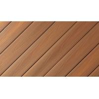 China Wpc Decking Wood Grain Timber Like Water Proof Eco Friendly Products Garden Use outdoor on sale