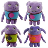 Wholesale Oh New 2015 Dreamworks Movie Home Boov Asst Cartoon Stuffed Plush Toys from china suppliers