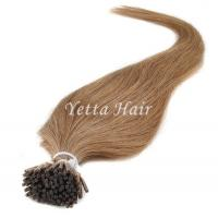 Wholesale Full Cuticle Double Drawn Pre Bonded Hair Extensions No Foul Odor from china suppliers