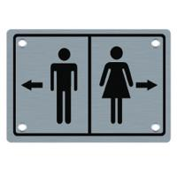 Wholesale Toilet signage toilet sign toilet door signs   (BA-P011) from china suppliers