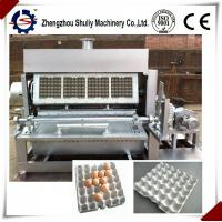 China hot sale automatic egg tray forming machine line with CE approved for sale on sale