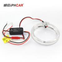 Wholesale IPHCAR 80mm/90mm/95mm/100mm/110mm/115mm/125mm Led Light Guide Angel Eye Halo Rings from china suppliers