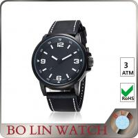 Wholesale Private label  Swiss Military Automatic Watches , Modern Waterproof Military Wrist Watches from china suppliers