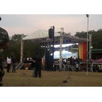 Buy cheap P4.81 Outdoor Rental Curved Led Screen with 500mmX500mm Led Panel from wholesalers