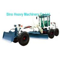 Wholesale SHMC GR215 Motor Graders in Yellow White , 7000kg Operating Weight from china suppliers
