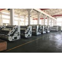 China Economical Type Corrugated Cardboard Machine / Packaging Production Line on sale