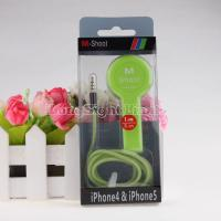 Wholesale M-Shoot Shutter Release Remote Camera Self-timer Controller Cable Release For iPhone 4/5 from china suppliers